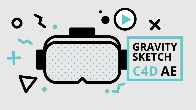 Oculus Quest & Gravity Sketch – der erste Schritt zum professionellen Workflow?